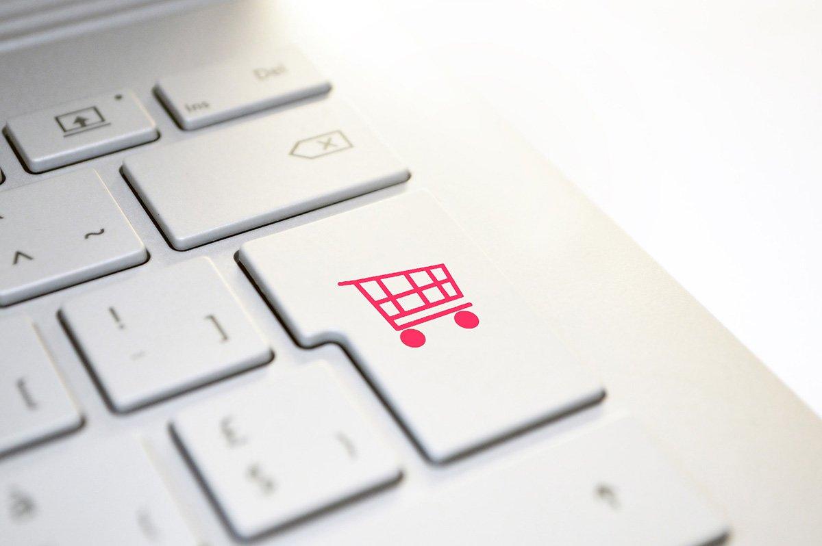 conception de boutique en ligne